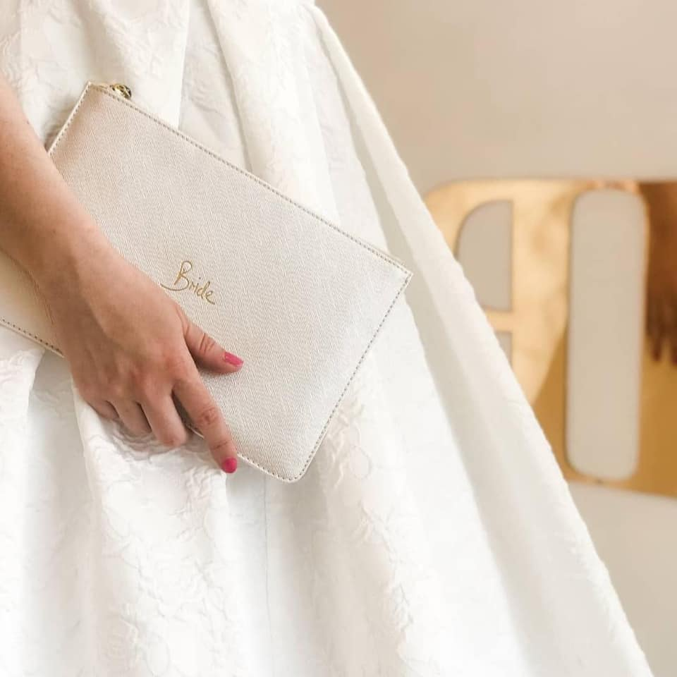 Clutch Katie Loxton Bride